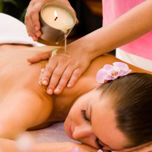 Massage bien-être Sensoriel