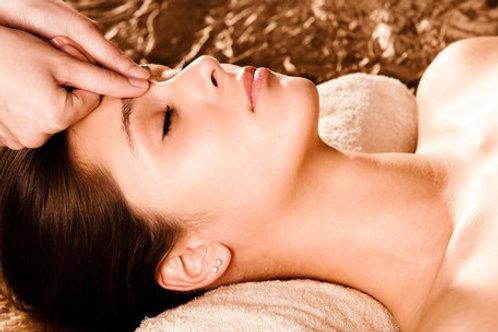 Massage bien-être Thaï tête