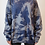 Thumbnail: BLEACHED DISTRESSED CREW NECK