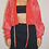 Thumbnail: BLEACHED CROPPED ZIP UP