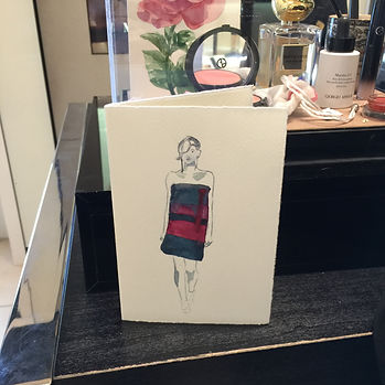 live illustration, hand paining event, harrods artist, harrods painting, giorgio armani harrods, exlusive harrods event, live painting harrows, live drawing harrods, anastasiya levashova, mothers day giorgio armani,
