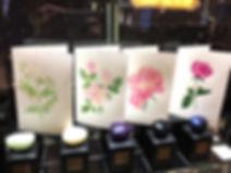 live illustration, hand paining event, harrods artist, harrods painting, giorgio armani harrods, exlusive harrods event, live painting harrows, live drawing harrods, anastasiya levashova, mothers day giorgio armani,