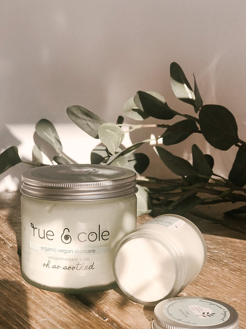 oh so soothed - lemongrass & bergamot