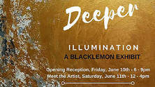 Reception Friday, June 10th , 6-9pm