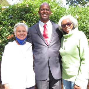 Senior leaders Althia Tweiten and Rosary Moreilli endorse Brent Scott for Council.