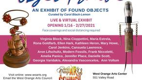 Objet  Trouvé: An Exhibit of Found Objects