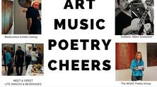 Art Exhibit Closing Reception / Summer Party