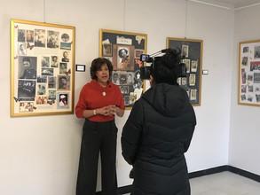 Carol Black-Lemon curates Black History Month exhibit at the West Orange Arts Center