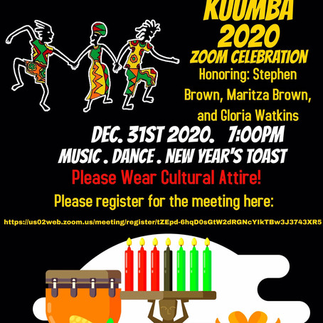 Celebrate Kwanzaa with WOAHO