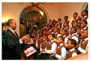Black-Lemon Art Supports the Newark Boys Chorus School's online auction