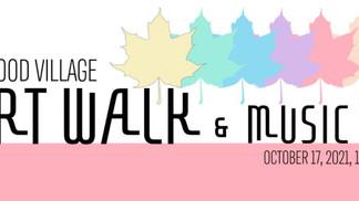 Maplewood Art Walk Event & Music Fest