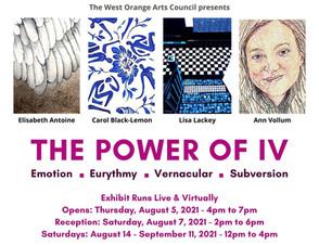 The Power of IV Exhibit