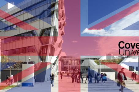 Britanska univerza odprla vpise v juliju 2021!