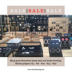 Shop jouw favoriete items met een leuke korting. Kleine prijzen op tal van leuke sieraden.