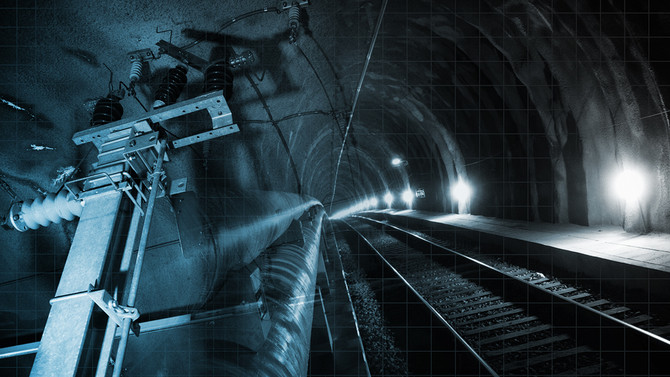 Securing the rail tunnel of TRIDEL SA, Lausanne