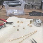 Sieraden Maken | Handgemaakte Juwelen | Keelin Design | www.keelindesign.be