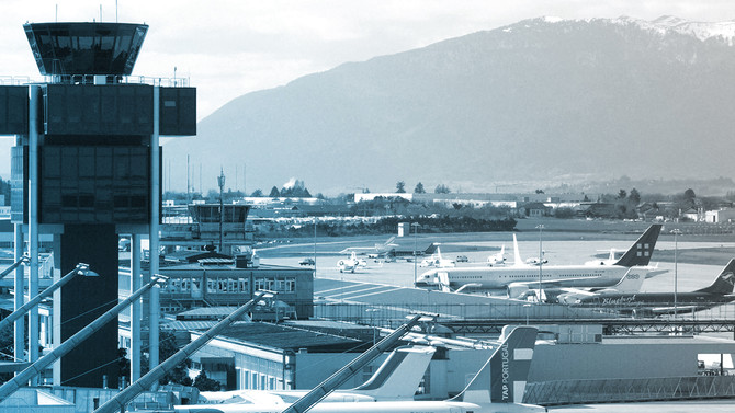 Security Services Center of the Geneva Airport