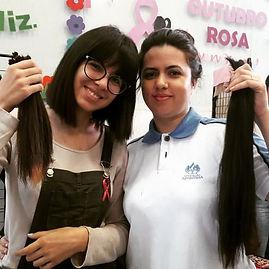 Outubro Rosa no #coacia _Mãe e Filha der