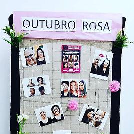 Preparativos parte 2 para o Outubro Rosa