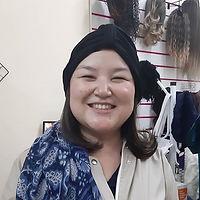 Nossa japinha preferida ficou Linda de C