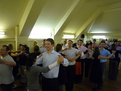 ballroom jive waltz tango classes in London