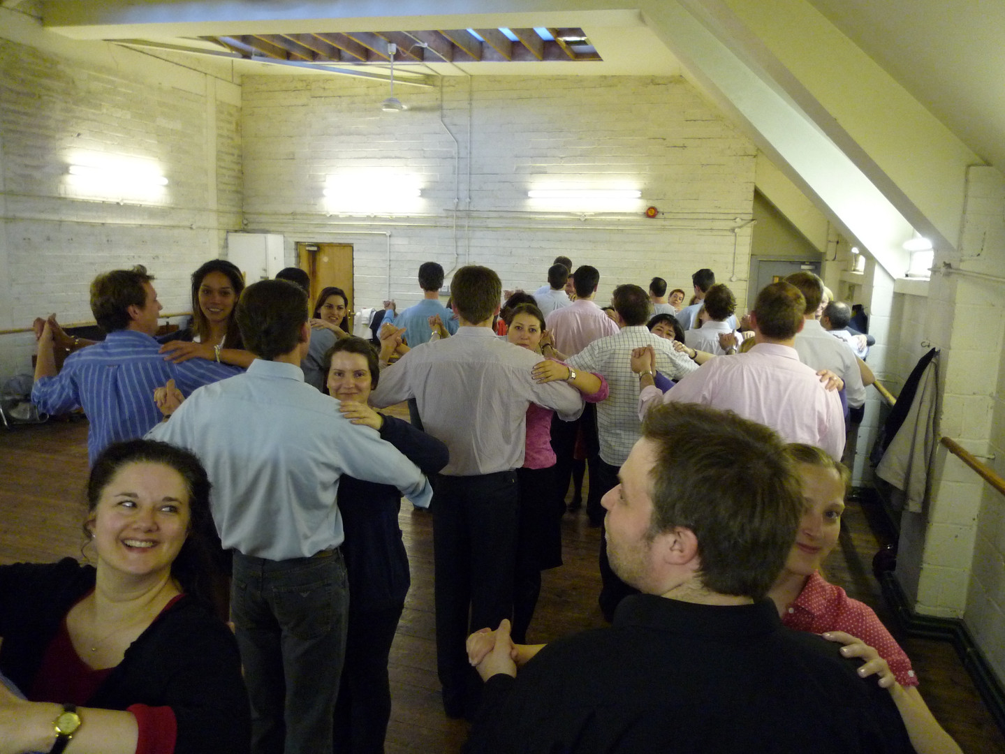 ballroom dancing courses and classes in London