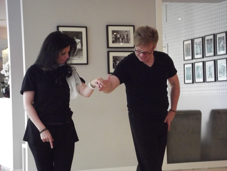 ballroom dance classes with a professional dancer