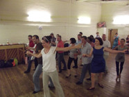strictly style dance classes