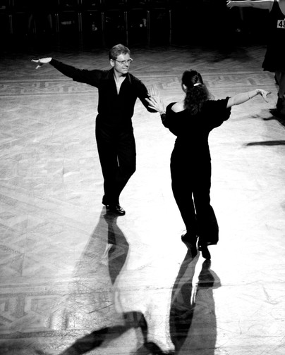 Ballroom dancing for beginners London