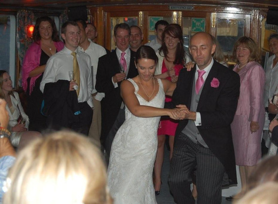 wedding first dance classes in London