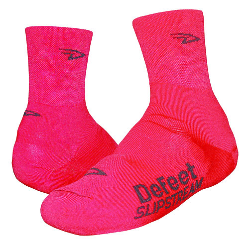 "Shoe Cover Slipstream 4"" D-Logo Red"