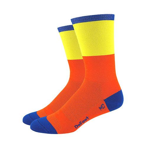 "Aireator 6"" Blockhead (Orange/Yellow)"