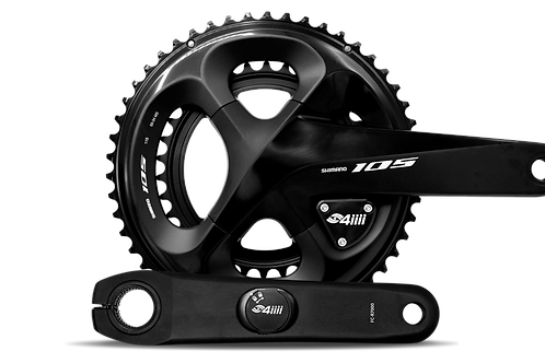 4iiii PRECISION Pro (Dual) Power Meter - 105 R7000