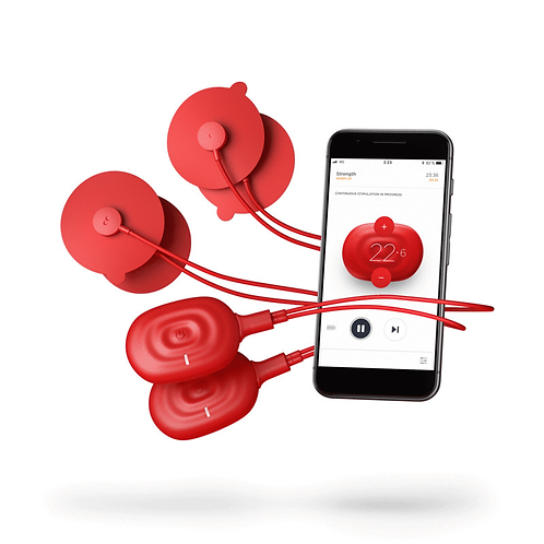PowerDot 2.0 Duo (Red)