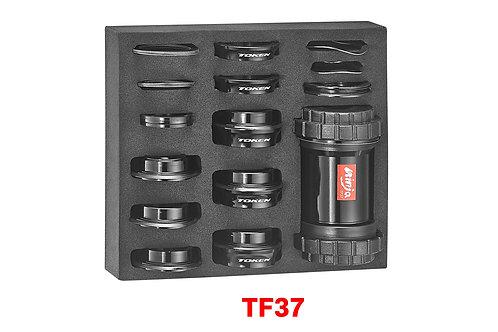 Token TF37 (7 in 1 box) Bottom Bracket