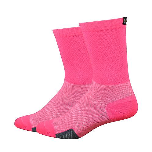 Cyclismo Flamingo Pink w/DeFeet Tab