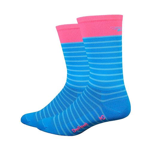 """Aireator 6"""" Sailor - Process Blue/Flamingo Pink"""