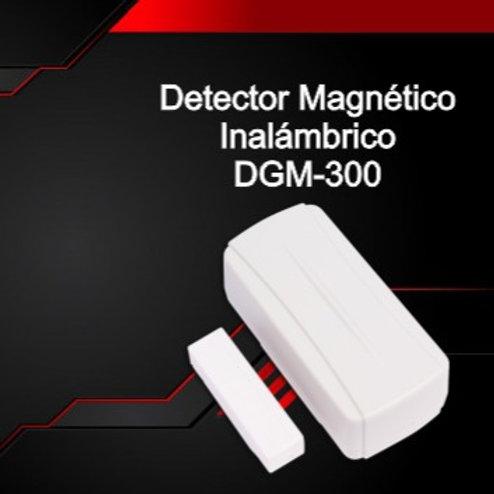 Detector Magnético Inalámbrico DGM-300
