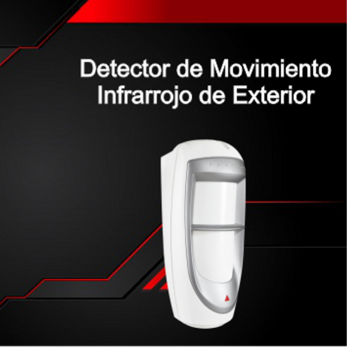 Detector Infrarrojo Exterior DG-85