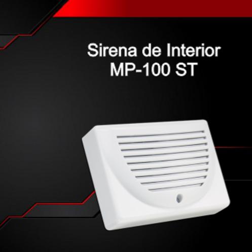 Sirena de Interior MP-100 ST