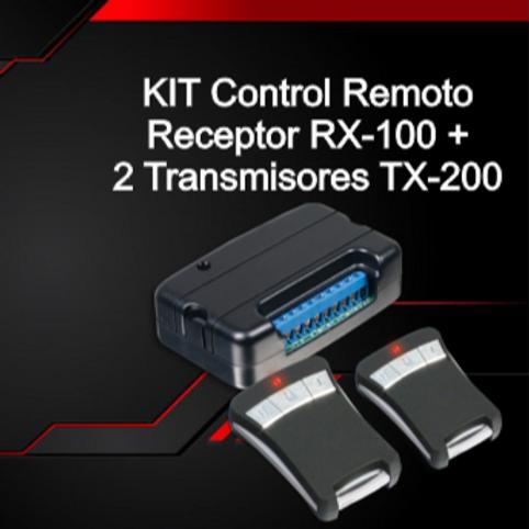 KIT Control Remoto RX100