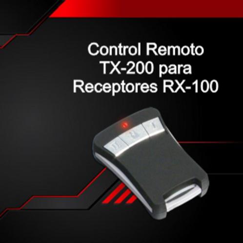 Control Remoto TX-200
