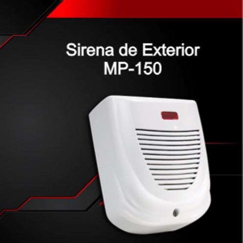 Sirena de Exterior MP-150