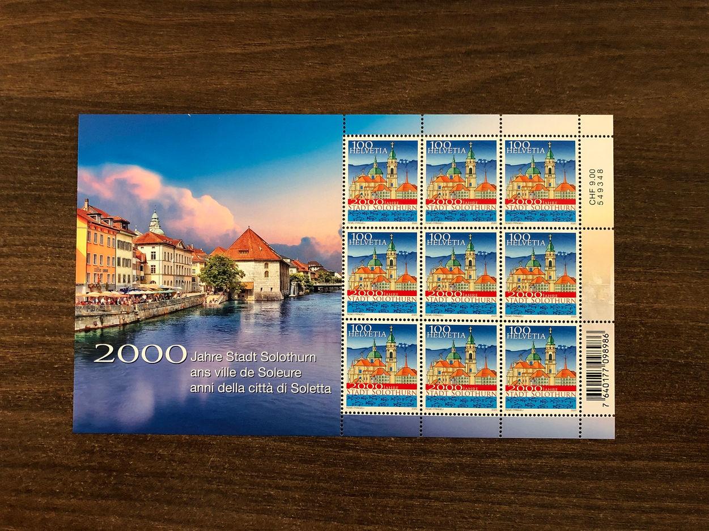 2000 Jahre Stadt Solothurn 2020