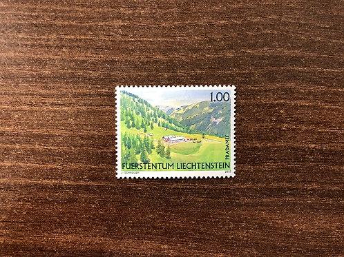 1.00 Marken Liechtenstein
