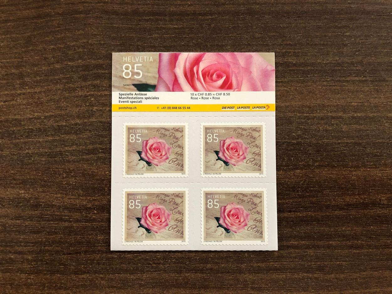 Spezielle Anlässe  Rose 2015