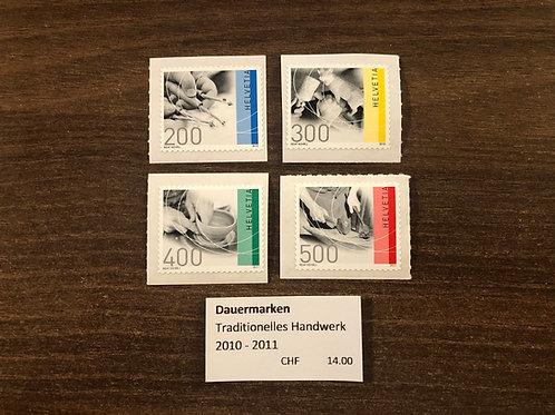 Dauermarken Handwerk