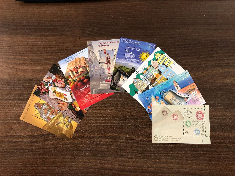 TdB Tag der Briefmarke Auswahl