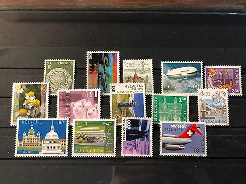 100 CHF Paketpost gemischt