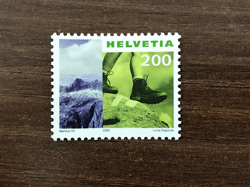 2.00 Briefmarke